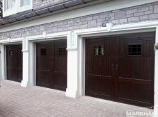 011-Coach-House-Mahogony-Custom-Stain-Grade-Doors-with-Custom-Hardware-and-Speak-Easy-Grills
