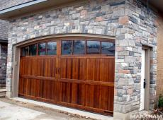 024-Coach-House-Cedar-Stain-Grade-Door-Custom-Arched